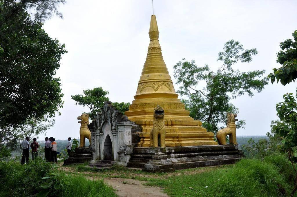 Adinath Temple Moheshkhali
