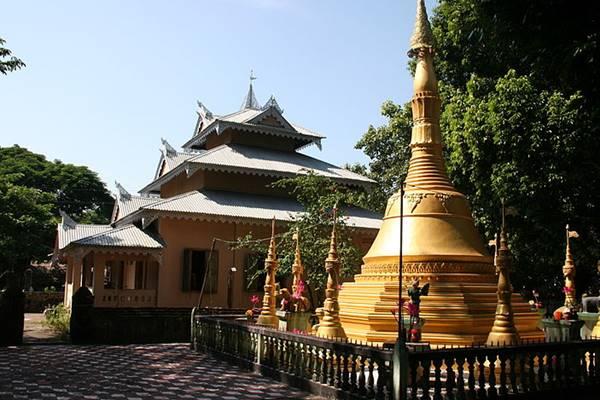 Aggmeda Khyang Monastery