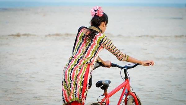 Cycling Cox's Bazar