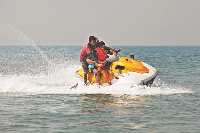 Jet Ski Cox's Bazar