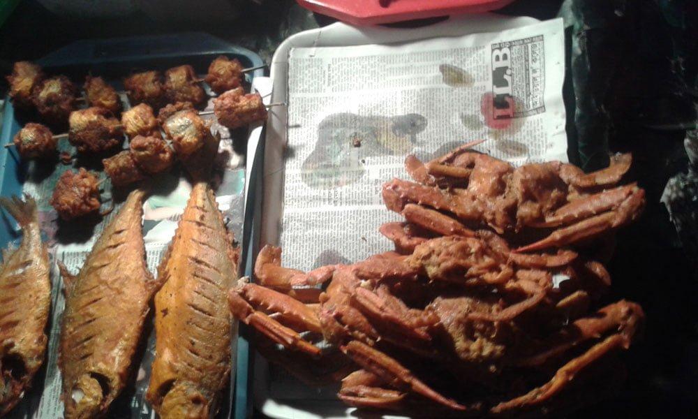 Sea Food In Cox's Bazar