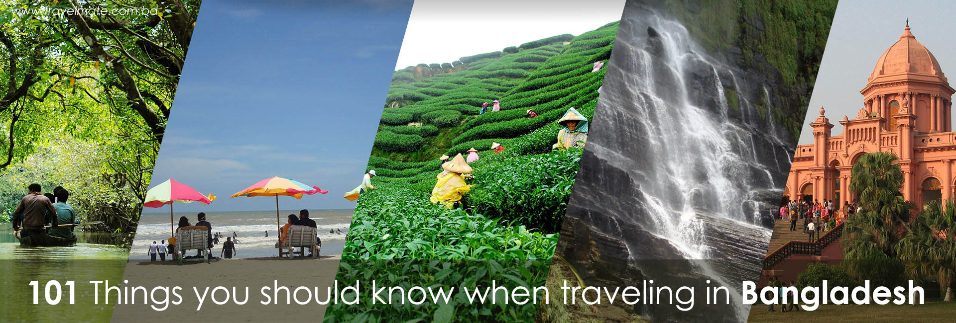 Traveling Bangladesh